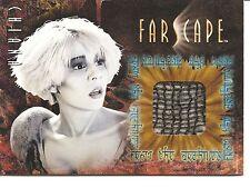 Farscape Chiana Costume Trading Card #CC9