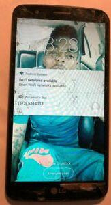 [BROKEN]LG Stylo 3 LS777 16GB Gray (Sprint) Smartphone PARTS REPAIR LCD Cracked
