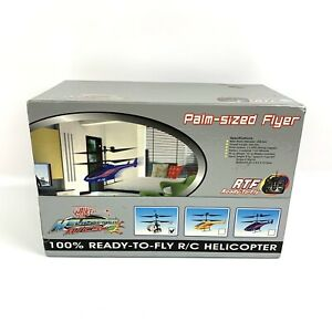 Walkera Helicopter R/C 5-5 RTF Palm Sized Flyer Read Description