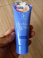 SHISEIDO SENKA Perfect Whip Face Cleansing Foam Facial Cleanser From Japan 50 g.