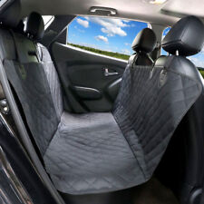 Black 127*140 Travel Hammock Protector Waterproof Car Pet Seat Convertible Cover