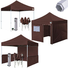 Commercial Ez Pop Up Canopy 10x10 Patio Gazebo Party Trade Show Tent Shelter