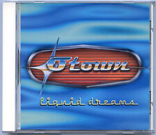 O-TOWN Liquid Dreams advance promo 2000 CD