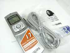 Philips 7680 LFH7680 Digital MP3 Voice Tracer Dictaphone Voice Recorder USB