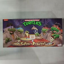 NECA TMNT Turtles in Disguise 4 Pack Target Exclusive Box Set
