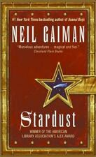 STARDUST by Neil Gaiman a paperback book FREE USA SHIPPING a modern fairy tale