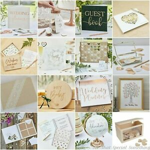 Guest book alternatives for weddings, baby shower, celebrations, engagements