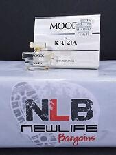 Vintage Moods by Krizia Eau de Parfum 6ml 0.20 fl oz Mini Splash Glass Bottle
