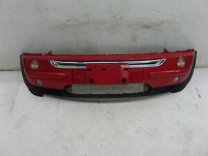 Mini Cooper Front Bumper Cover Red R50 02-06 OEM