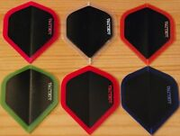 "10 Sets (10X3) Ruthless R4X Delta ""Assorted"" Dart Flights."