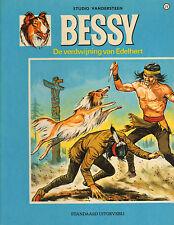 BESSY 071 - DE VERDWIJNING VAN EDELHERT (1e druk) - W. Vandersteen