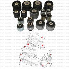 Kit completo silentblock suspensión trasero BMW Serie 3 E46 (17 amortiguadores)