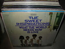 SWEET INSPIRATIONS what the world needs now is love ( r & b ) - SEALED -