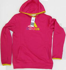 New Adidas ClimaWarm Tech Fleece Performance Hoodies Pink/Purple Pick 1 Sz Xs-M