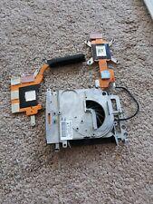 HP Pavilion dv9000 Laptop CPU and GPU FAN HEATSINK 438606-001 Fan+Heatsink OEM