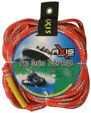 Axis - 10mm Super Heavy Duty Ski Tube Rope - 1-2 Rider