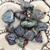 Dragon's Blood Jasper Tumblestones 100g Wholesale Crystal Therapists Healers