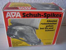 SCHUH-SPIKES von APA, Schuh-Krallen, Eiskrallen, Gleitschutz Gr. 36-45, neu!!