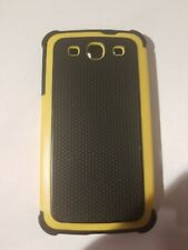 COQUE ANTICHOC SILICONE PROTECTION POUR Samsung Galaxy s3 haut qualité neuf.