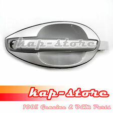 Silver/LS Outside Door Handle Catch Right for 03-06 Hyundai Tiburon/Coupe