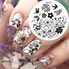Stampo Kind stampino timbro decorazione decori decoro unghie unghia nail art