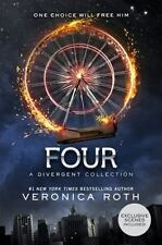 Four by Veronica Roth Book A Divergent Series Story Collection Paperback NEW 4