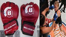 Anastasia Yankova Signed Bellator 161 Fight Used Worn Gloves BAS Beckett COA MMA