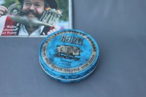 Reuzel Pomade Blue 113 Size Strong Hold Stronger Gloss