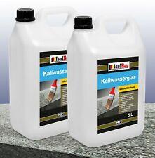 10 Liter Kaliwasserglas Oberflächen Grundierung Konservierung ultrarein 12,5 kg