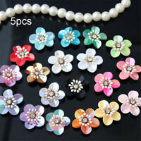Beaded Embroidery Sequin Patches Flower Badge Sew on Patch Crystal Applique