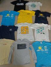 Running Shirt Lot Philadelphia Avalon Small Medium Fox Trot Tour de Shore S M