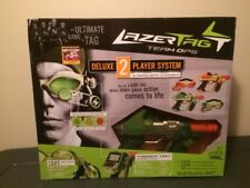 TIGER ELECTRONICS - LAZER TAG : TEAM OPS DELUXE 2 Player System Brand New