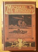 Michael Strogoff The Courier of the Czar by Jules Verne - 1st British - 1877