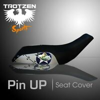 Bombardier DS 650 Pin Up MotoGHG Seat Cover #TTS1423SEP1423