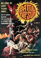 1963 Battle Beyond the Sun Ed Perry Francis Ford Coppola Corman Sci-Fi NEW DVD