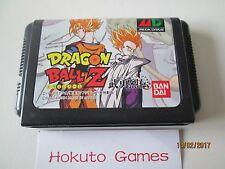 Dragon Ball Z Para El Sega Megadrive (NTSC) Importado De Japón