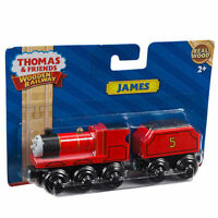 NEW IN BOX Wooden JAMES Thomas Tank Engine Train Railway