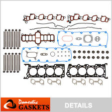 00-04 Ford F150 F250 F350 Expedition Excursion E150 5.4L Head Gasket Bolts Set