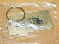 VINTAGE 1985 REUNION WILBUR H LYNCH SENIOR HIGH SCHOOL METAL KEYCHAIN