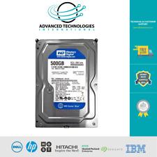 Western Digital WD5000AAKX 500GB 7200RPM 6Gb/s 3.5in SATA Hard Drive NEW BULK