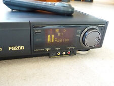 Panasonic NV-FS 200 S-VHS, top Display HiFi Ton Bild, TBC, sehr sauber Blaupunkt