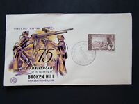 Australia SG# 305 on Broken Hill Ann. Cacheted First Day Cover - Z4056