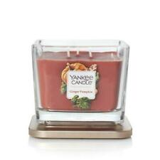 New Yankee Candle GINGER PUMPKIN ELEVATION Candle 12.25 oz Medium Fall Scent