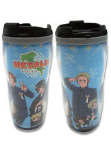 *New* Hetalia World Series Graduation Tumbler Mug