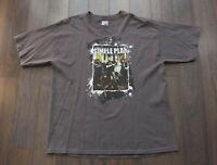 *** Simple Plan T Shirt Noise to the World 2005 Tour Size XL *C1220a2