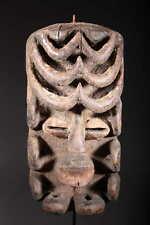Art African Mask Guéré 1009