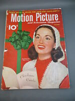 Vintage 1951 Dec December MOTION PICTURE Magazine Full Issue ANN BLYTH Cover
