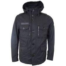 Diesel Hooded Bomber, Harrington Coats & Jackets for Men