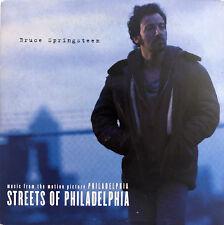 Bruce Springsteen CD Single Streets Of Philadelphia - Europe (VG+/VG+)