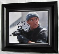 ANTONIO BANDERAS  SIGNED THE EXPENDABLES GUARANTEED AUTHENTIC  AFTAL #199